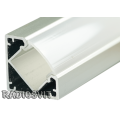 Профиль для светодиодной ленты угловой ПФ-17 (1м)