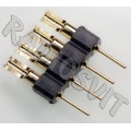 DS1004-02-1*4 цанговые контакты 2,54мм