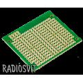 Плата макетная 43х51мм односторонняя (CRS-024)