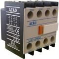 Дополнительные контакты ДК-22 (LA1-DN22) АсKо
