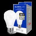 Лампочка светодиодная 10Вт A60 E27 850Lm 3000K GLOBAL (GBL-163)