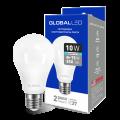Лампочка светодиодная 10Вт A60 E27 850Lm 4100K GLOBAL (GBL-164)