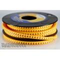 """Маркировка для кабеля EC-0 (0.75-1.5mm2) """"4"""" (1шт)"""