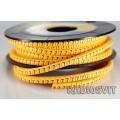 """Маркировка для кабеля EC-0 (0.75-1.5mm2) """"7"""" (1шт)"""
