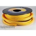 """Маркировка для кабеля EC-0 (0.75-1.5mm2) """"9"""" (1шт)"""