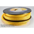 """Маркировка для кабеля EC-0 (0.75-1.5mm2) """"A"""" (1шт)"""