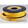 """Маркировка для кабеля EC-0 (0.75-1.5mm2) """"N"""" (1шт)"""
