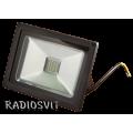 Прожектор светодиодный 20W 1400Lm 6500K черный IP66 ELM